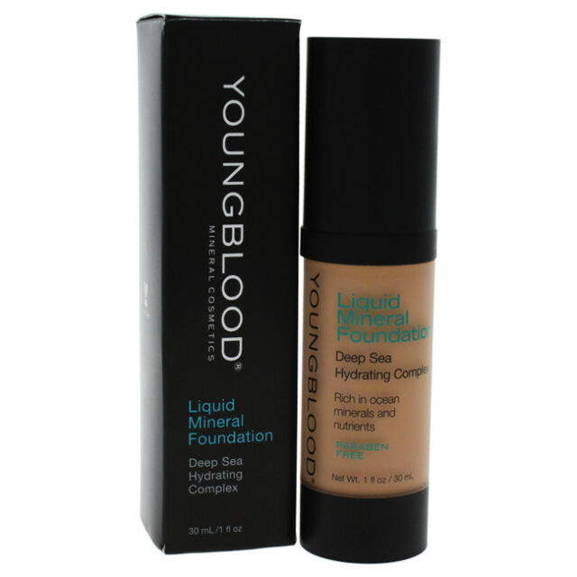 Youngblood Liquid Mineral Foundation - Capri 29.5 ml Make Up