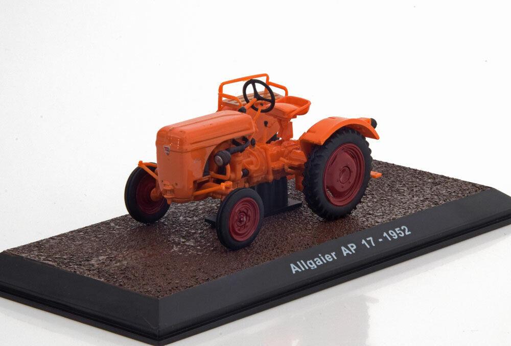 SONDERPREIS !! Atlas 7517026 Allgaier AP 17  1952  Traktor   1:32 NEU in OVP  !