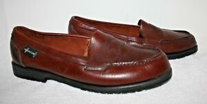 Men-039-s-EASTLAND-Leather-Penny-Loafers-Size-12-M-Cordovan-NM