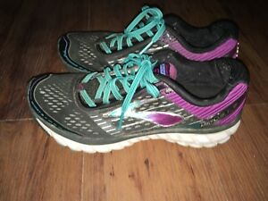 Brooks Ghost 9 Running Shoes Black