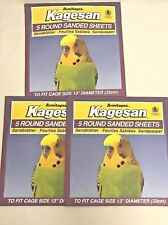 Other Bird Supplies Tydisan Sanded Caged Bird Sheets Sand Bedding 4 Sizes Cage Hygiene Cut To Size
