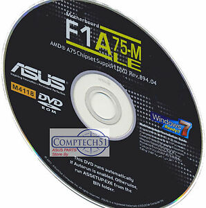 Asus F1A75-M LE AMD RAIDXpert Driver Windows 7