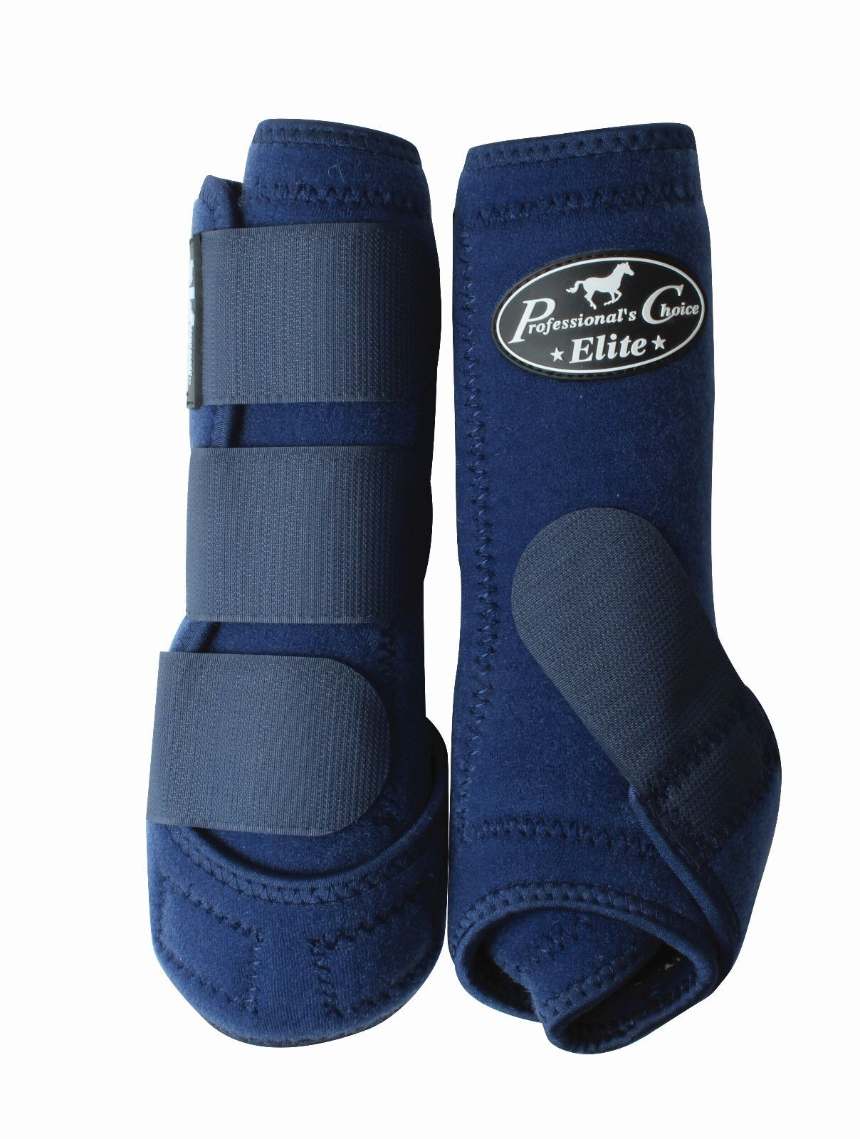 Professional's Choice Ventech  Elite Front Equine SMB Medicine Boots Navy bluee  buy best