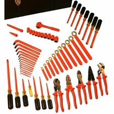 Cementex Its 60b 58 Piece Insulated Electrician Tool Set