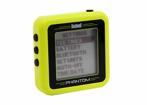 Bushnell Phantom Golf GPS w/ Bite Magnet Handheld Green Certified Refurbished