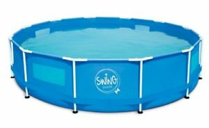 Above Ground Swimming Pool Kids Adults Order Before 12 For Next Day Delivery Ebay