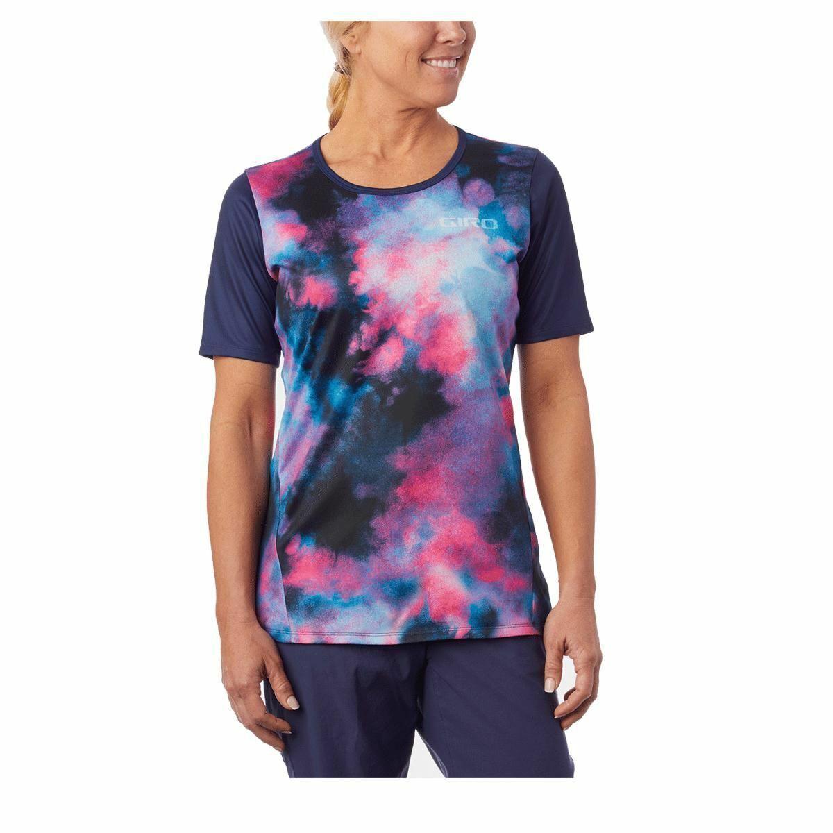 Ciclismo Camiseta manga corta Giro Mujer  Bicicleta MTB 2017 Poza XL Roust  vendiendo bien en todo el mundo