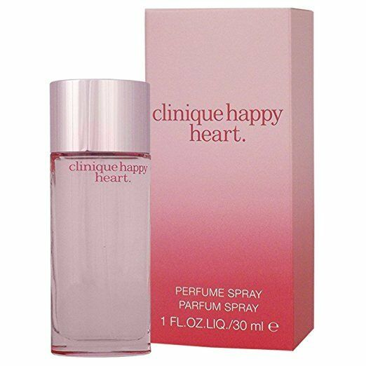 Clinique Happy Heart Perfume Parfum Spray Womans SeXy Scent 30ml NEW in BOX