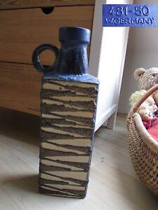 Fat Lava Bodenvase 50cm 481/50 Keramik Vase 70 s Scheurich Ruscha Ceramano - Deutschland - Fat Lava Bodenvase 50cm 481/50 Keramik Vase 70 s Scheurich Ruscha Ceramano - Deutschland