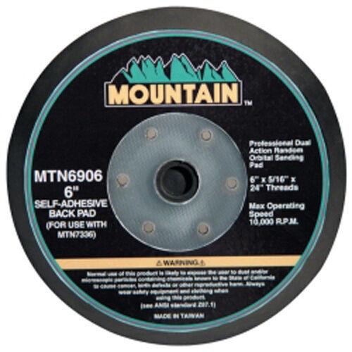 Mountain 6906 Professional Dual Action Random Orbital Sanding Pad