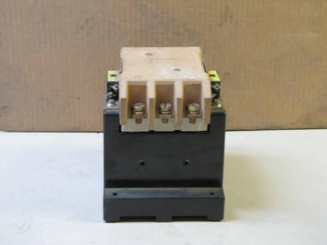 NEW BBC CONTACTOR GHB 252 1225 VO SLA 100-0 COIL 220 V
