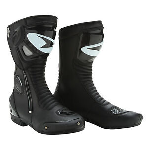 7579b001f3 Image is loading AXO-PRIMATO-MOTORCYCLE-ROAD-TRACK-BLACK-BOOTS-11-