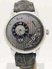 Glashutte Original PanoInverse XL Mens Watch 66-06-04-22-05 Complete