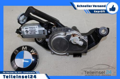 BMW e87 e81 essuie essuie-glace Moteur Vitre Arrière Essuie-glaces 7199569