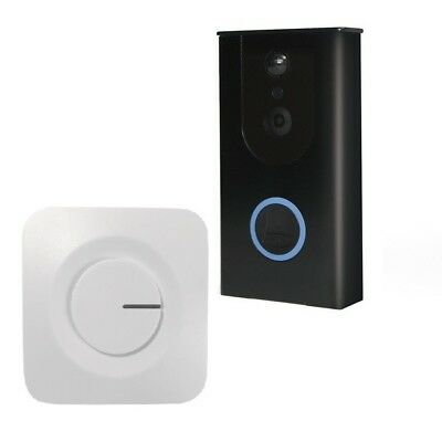 WIFI-SMART-VIDEO-DOORBELL-DOOR-BELL-CAMERA-INTERCOM-with-2-WAY-AUDIO-amp-PHONE-APP