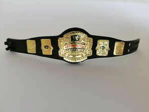 WWE-wrestling-figure-accessory-ELITE-CRUISERWEIGHT-TITLE-BELT-mattel