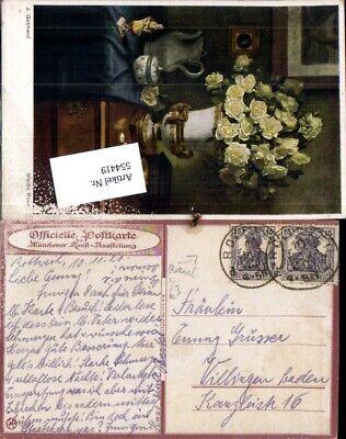Unter Der Voraussetzung 554419,stempel Rottweil N. Villingen Baden