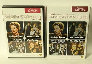 TCM-Greatest-Classic-Films-Collection-Classic-Moms-DVD-2014-4-Disc-Set