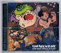 COME BACK IN BLACK PUNK ROCK TRIBUTE TO AC/DC CD NUOVO!!!