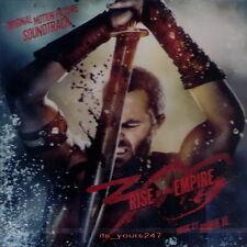 300: Rise of an Empire-Original Soundtrack [2014]   drogata XL   CD NUOVO