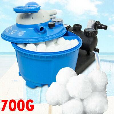 700g Sfere Filtranti per Pompe Filtro Piscina Sostituisce Sabbia Quarzifera IT