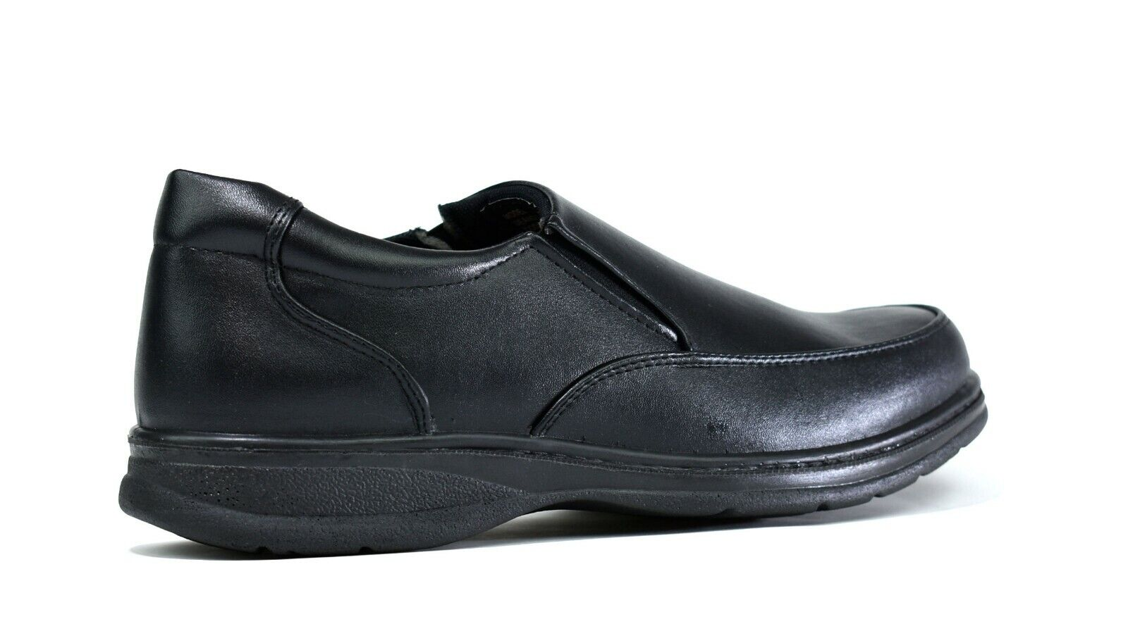 BRAND NEW MEN/'S SMART STITCHED WEDDING PARTY SLIP ON BUCKLE SHOES UK SIZE 6-11