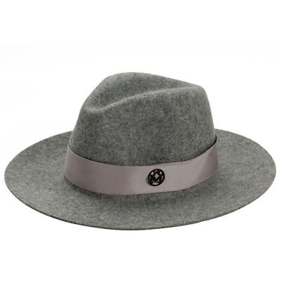 New Fedora Women Fashion Hats Ladies Jazz Casual Wool Cowboy Brim Cap Large Brim
