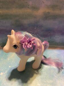 My Little Pony vintage G1 Baby Glory 1984