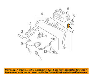 Details about NISSAN OEM Vapor Canister-Fuel Tank Pressure Boost Sensor on ford diagram, mustang diagram, harley davidson diagram, lamborghini diagram, case diagram, polaris diagram, yamaha diagram, koenigsegg diagram, eagle diagram, smart diagram, ac diagram, cat diagram, bmw diagram, jeep diagram, jaguar diagram, peterbilt diagram, mercedes-benz diagram, dodge diagram, connection diagram, mercury diagram,