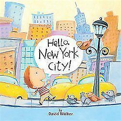 Hello, New York City! [Hello, America!]