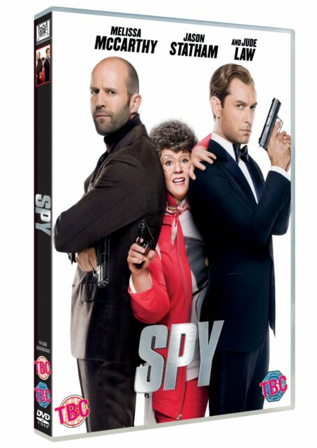 SPY - EXTENDED CUT - DVD FILM