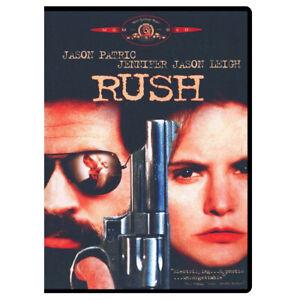 Rush-DVD-1991-Jason-Patric-Jennifer-Jason-Leigh-New-Factory-Sealed-OOP