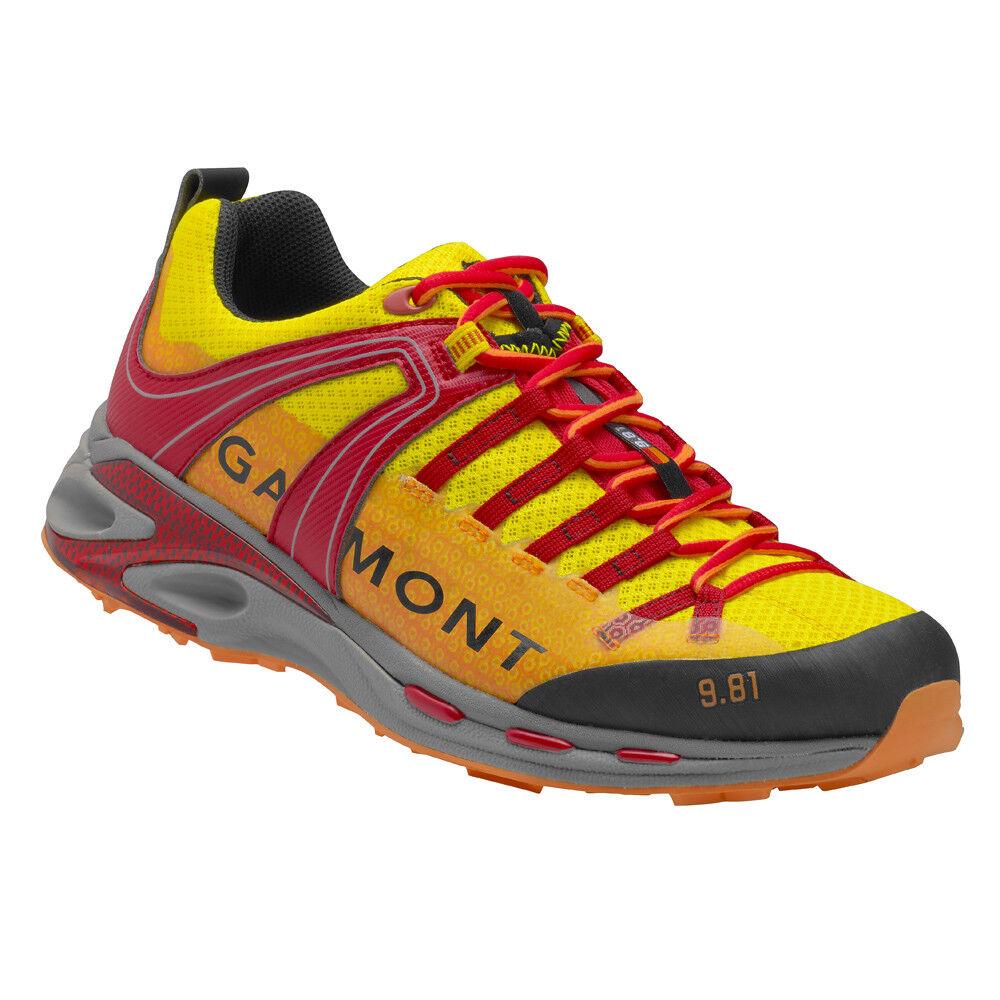 Schuhe DaSie Trail Laufen Hiking Trekking Garmont 9.81 Speed III Lesen