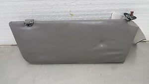 Ford-Ranger-Right-Sun-Visor-OEM-Gray-Vinyl-93-94-95-96-97-F37Z1004104AAD