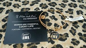 NWT ALEX AND ANI NECKLACE PARVATI 36 In Adjustable GOLD TONE
