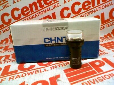 ND1622B4110VG NEW NO BOX CHINT ND16-22B//4-110V-G