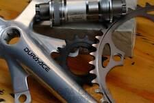 Dura Ace 7710 NJS Track Drivetrain package (BB, Crankset, Chainring, cog)