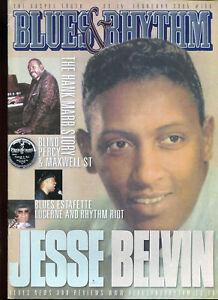 BLUES-amp-RHYTHM-The-Gospel-Truth-UK-Blues-magazine-Issue-no-196