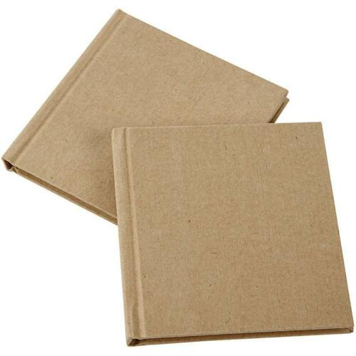 1 x Natural Notebook School Book Writing 80 Legal Ruled Sheets10x10cm Stationary