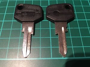 Alfasud 1500 ti, Alfasud 3P - Schlüsselrohling Silca Profil FA2AP (Zündung)