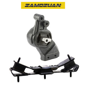Engine & Trans Mount 2PCS 09-19 for Dodge Ram 1500/ Ram 1500 4WD for Auto Trans.
