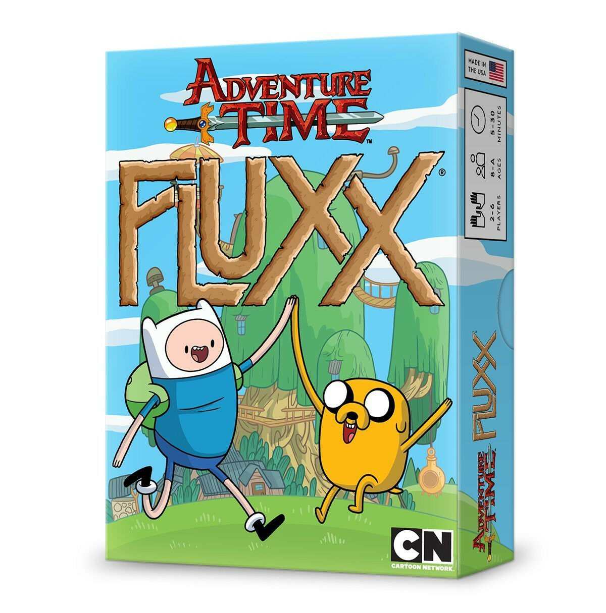 Adventure Time Fluxx by Looney Labs