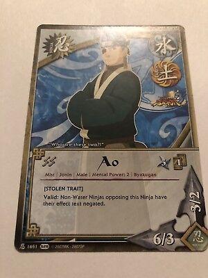 Naruto Cards CCG TCG Ao 1651 COMMON COMBINE SHIPPING