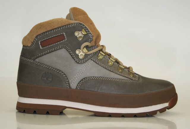 2b8dc00dfd6 Timberland Euro Hiker Boots Men's Hiking Shoes Lace up Shoes 8806B