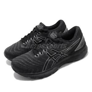 Asics-Gel-Nimbus-22-Triple-Black-Mens-Road-Running-Shoes-1011A680-002