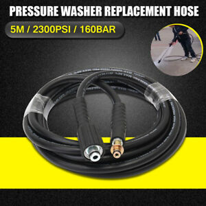 5M-High-Pressure-Washer-Water-Cleaning-Replacement-Pipe-Hose-For-Karcher-K2