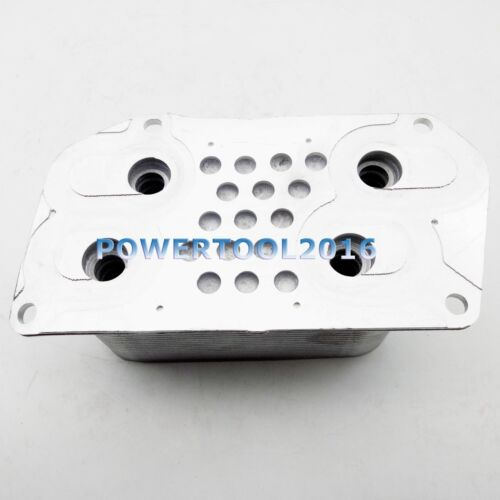 Diesel Engine Oil Cooler For Volvo EW180B EC160B EC140B EW180B 20459219