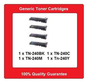 4x-TN240-TN-240-toner-cartridges-for-Brother-HL3040-HL3070-MFC9125-MFC9325