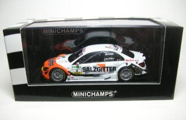 Mercedes-Benz C-Class No. 3 G. Paffett DTM 2010  | Heißer Verkauf