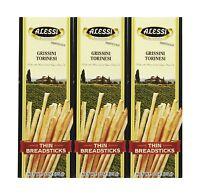 Alessi Thin Breadsticks 3 Oz 3 Pk Free Shipping